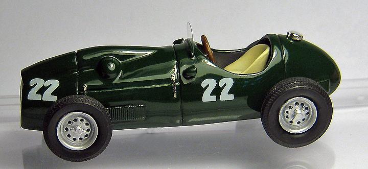 1/43 Scale 1952 Frazer Nash FN48: http://www.racingdioramics.us/1952_Frazer_Nash.html