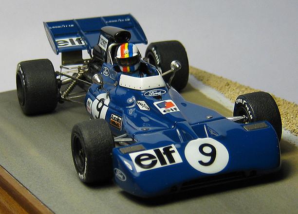 Watkins Glen Images >> 1971 Tyrrell 002 Francois Cevert at Watkins Glenn