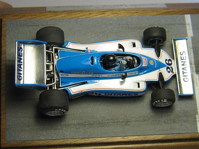 Us Grand Prix >> 1/43 Scale 1977 Ligier JS7 Jacques Laffite Swedish Grand ...