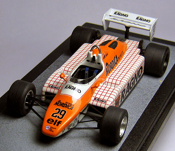 Us Grand Prix >> 1/43 1982 Arrows A5