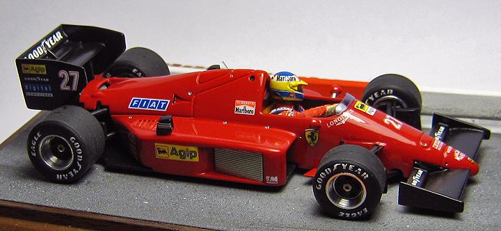 Us Grand Prix >> 1986 Ferrari F186