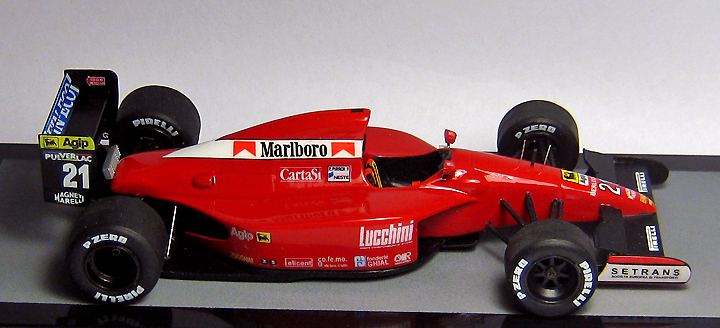 43 Scale 1991 BMS Dall...