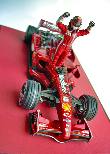 Us Grand Prix >> 2007_Ferrari