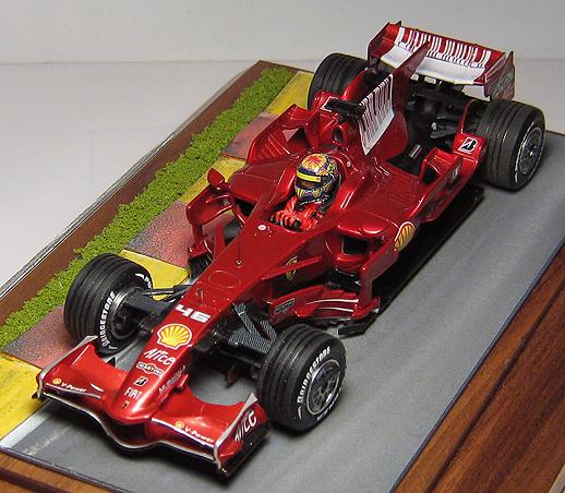 2008 Ferrari Valentino Rossi Mugello