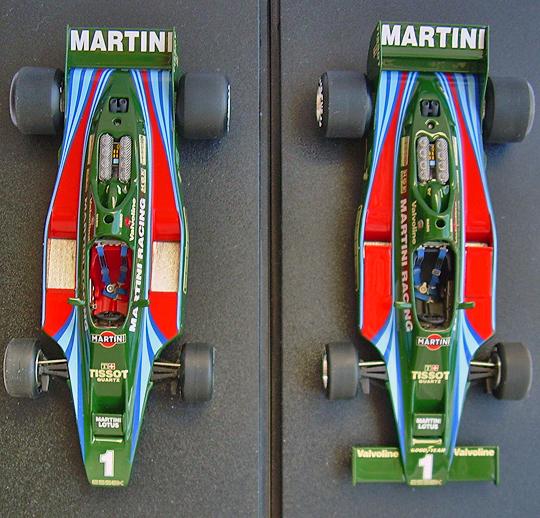 1979 Lotus 80 Prototype