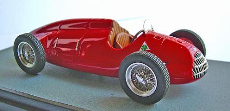 1940 alfa romeo 512 Www builder com