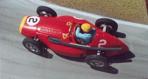 1954 Ferrari 553 Squalo