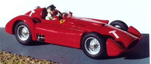 1956 Ferrari Lancia Streamliner